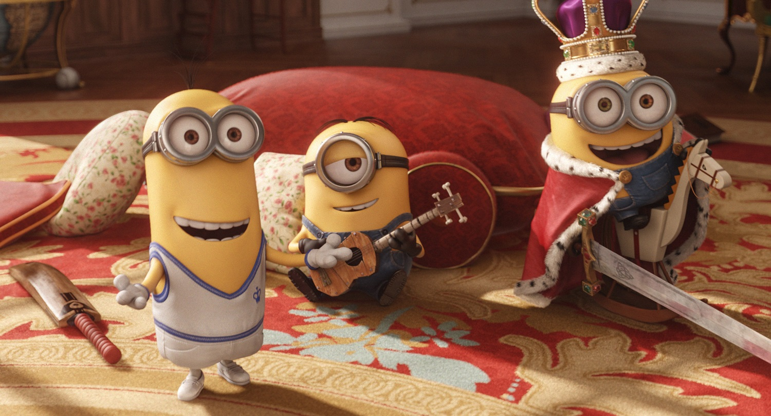 Universal Pictures y Illumination Entertainment