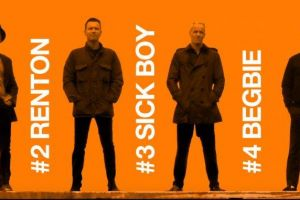 TRAINSPOTTING 2 Portada disco the prodigy soundtrack Trainspotting II